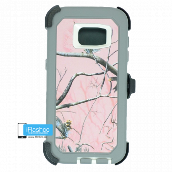 Чехол Otterbox Defender для Samsung Galaxy S7 Edge Tree