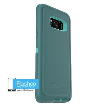 Чехол OtterBox Defender для Samsung Galaxy S8+ Aqua Mint Way голубой