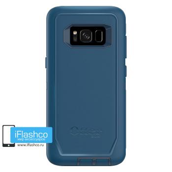 Чехол OtterBox Defender для Samsung Galaxy S8 Bespoke Way синий