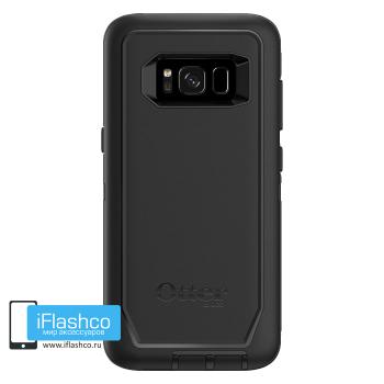 Чехол OtterBox Defender для Samsung Galaxy S8 Black черный