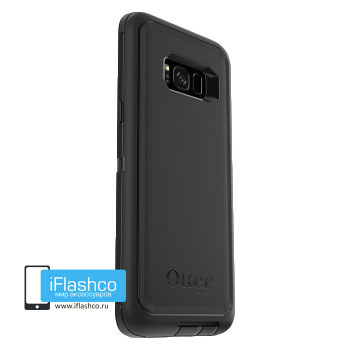 Чехол OtterBox Defender для Samsung Galaxy S8+ Black черный