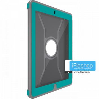 Чехол OtterBox Defender iPad 2 / New / 4 бирюзовый