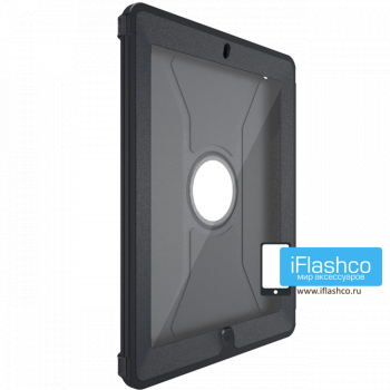 Чехол OtterBox Defender iPad 2 / New / 4 черный