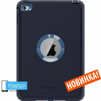 Чехол OtterBox Defender iPad mini 4 / 5 Indigo Harbor синий