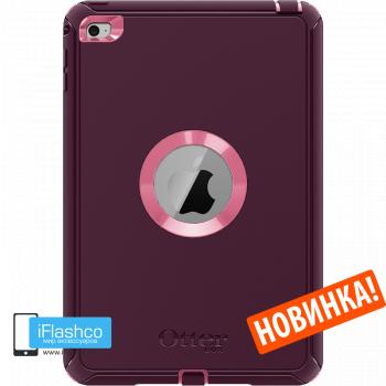 Чехол OtterBox Defender iPad mini 4 / 5 Very Berry фиолетовый