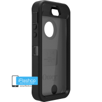 Чехол OtterBox Defender iPhone 5S / SE черный