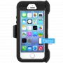 Чехол OtterBox Defender iPhone 5S / SE черный