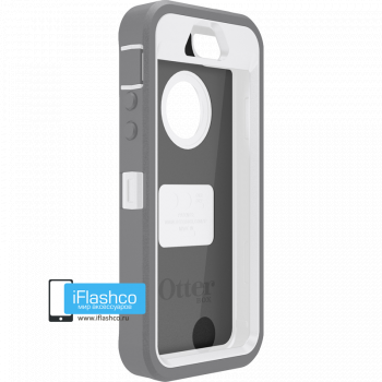 Чехол OtterBox Defender iPhone 5S / SE серый