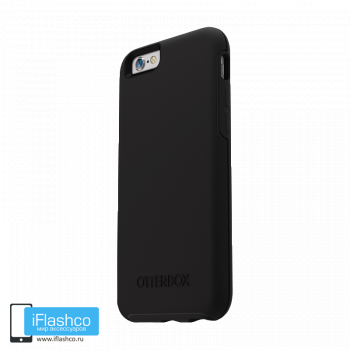 Чехол OtterBox Symmetry для iPhone 6 / 6s Black