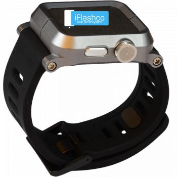 Чехол Lunatik EPIK для Apple Watch 38 мм Grey серый