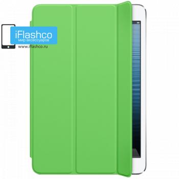 Чехол Smart Cover для iPad mini / mini 2 / mini 3 зеленый