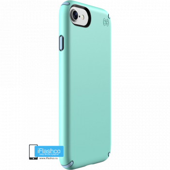 Чехол Speck Presidio для iPhone 7/8/SE ALOE GREEN/PERIWINKLE BLUE