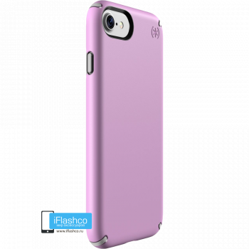Чехол Speck Presidio для iPhone 7/8/SE BELLFLOWER PURPLE/ASH GREY