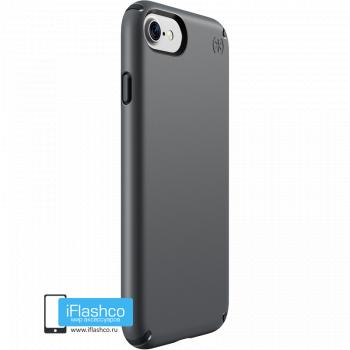 Чехол Speck Presidio для iPhone 7/8/SE GRAPHITE GREY/CHARCOAL GREY