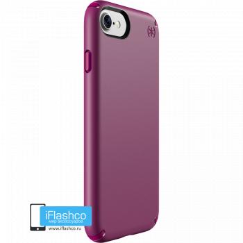 Чехол Speck Presidio для iPhone 7/8/SE SYRAH PURPLE/MAGENTA PINK