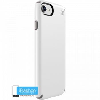 Чехол Speck Presidio для iPhone 7/8/SE WHITE/ASH GREY
