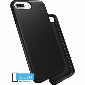 Чехол Speck Presidio для iPhone 7 Plus / 8 Plus BLACK/BLACK