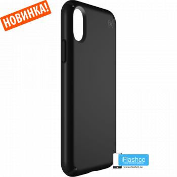 Чехол Speck Presidio для iPhone X/Xs BLACK/BLACK