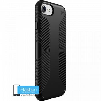 Чехол Speck Presidio Grip для iPhone 7/8/SE BLACK/BLACK