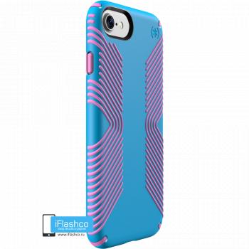 Чехол Speck Presidio Grip для iPhone 7 / 8 NEPTUNE BLUE/POPSICLE PINK