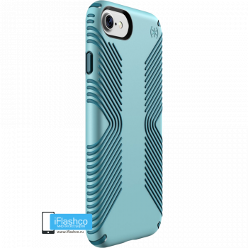 Чехол Speck Presidio Grip для iPhone 7 / 8 ROBIN EGG BLUE/TIDE BLUE