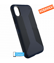 Чехол Speck Presidio Grip для iPhone X/Xs ECLIPSE BLUE/CARBON BLACK