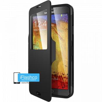 Чехол Spigen Slim Armor View для Samsung Galaxy Note 3 черный