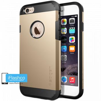 Чехол Spigen Tough Armor Champaign для iPhone 6 / 6s