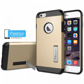 Чехол Spigen Tough Armor S Champaign для iPhone 6 / 6s