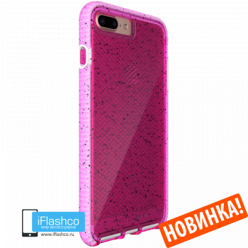 Чехол tech21 Evo Check Active Edition для iPhone 7 Plus / 8 Plus PINK
