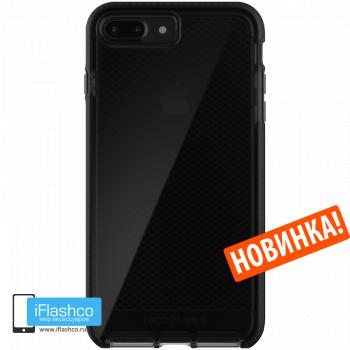 Чехол tech21 Evo Check для iPhone 7 Plus / 8 Plus SMOKEY/BLACK
