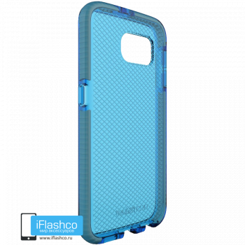 Чехол tech21 Evo Check для Samsung Galaxy S6 BLUE/GRAY