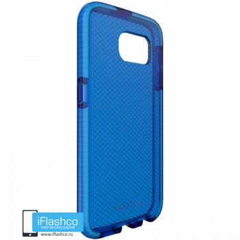 Чехол tech21 Evo Check для Samsung Galaxy S6 DARK BLUE/WHITE