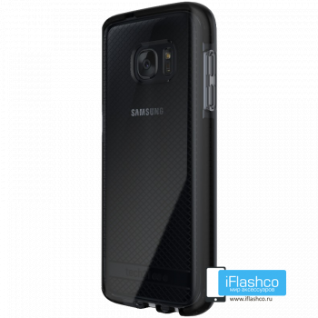 Чехол tech21 Evo Check для Samsung Galaxy S7 SMOKEY/BLACK