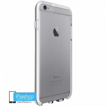 Чехол tech21 Evo Elite для iPhone 6 / 6s Plus SILVER