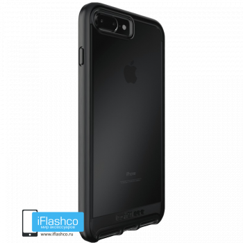 Чехол tech21 Evo Elite для iPhone 7 Plus / 8 Plus BRUSHED BLACK