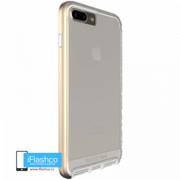 Чехол tech21 Evo Elite для iPhone 7 Plus / 8 Plus GOLD
