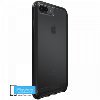 Чехол tech21 Evo Elite для iPhone 7 Plus / 8 Plus POLISHED BLACK