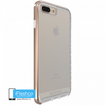 Чехол tech21 Evo Elite для iPhone 7 Plus / 8 Plus POLISHED ROSEGOLD