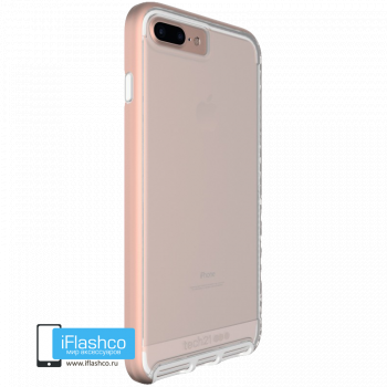 Чехол tech21 Evo Elite для iPhone 7 Plus / 8 Plus ROSE GOLD