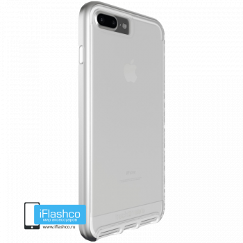 Чехол tech21 Evo Elite для iPhone 7 Plus / 8 Plus SILVER