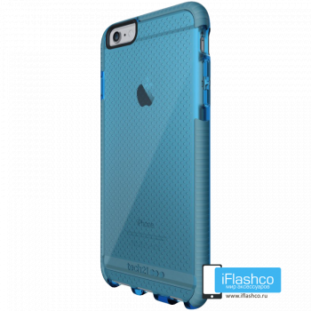 Чехол tech21 Evo Mesh для iPhone 6 / 6s Plus BLUE/GRAY