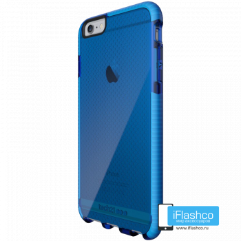Чехол tech21 Evo Mesh для iPhone 6 / 6s Plus BLUE