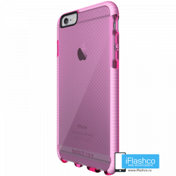 Чехол tech21 Evo Mesh для iPhone 6 / 6s Plus PINK/WHITE