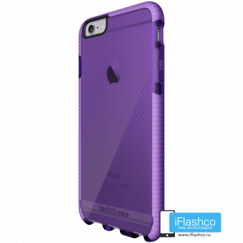 Чехол tech21 Evo Mesh для iPhone 6 / 6s Plus PURPLE
