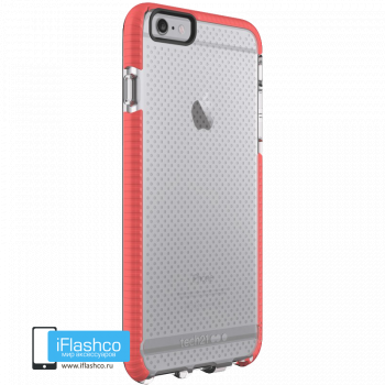 Чехол tech21 Evo Mesh Sport для iPhone 6 / 6s Plus CLEAR/PINK