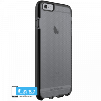 Чехол tech21 Evo Mesh Sport для iPhone 6 / 6s Plus SMOKEY/BLACK