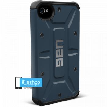 Чехол Urban Armor Gear Aero для iPhone 4 / 4S синий