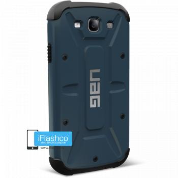 Чехол Urban Armor Gear Aero для Samsung Galaxy S3 синий
