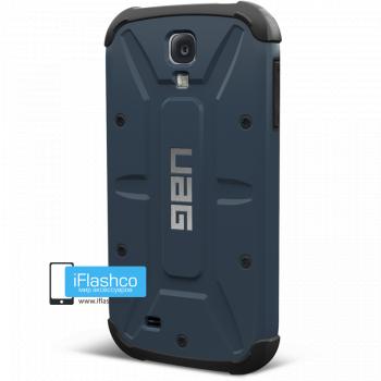 Чехол Urban Armor Gear Aero для Samsung Galaxy S4 синий